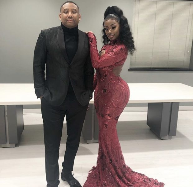 Maino & Girlfriend Maggie Carrie Hint At Break-Up