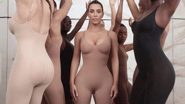 Kim Kardashian Introduces Shapewear Line, Kimono