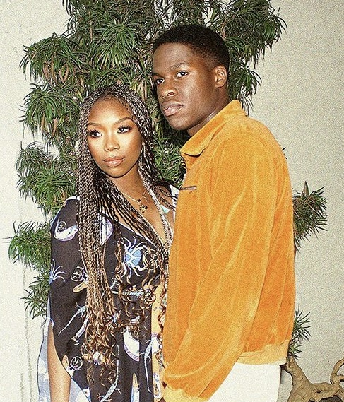 "Daniel Caesar & Brandy Premiere Duet, ""Love Again"" [New Music]"