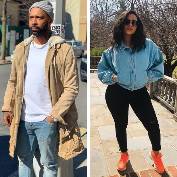 "Joe Budden Accused Of ""Dragging"" Cyn Santana In Leaked Conversation"