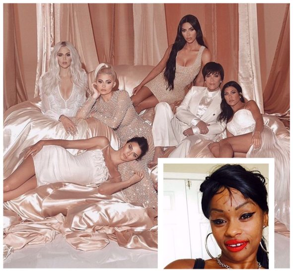 Blac Chyna's Mom Tokyo Toni Goes On Vulgar Tirade Against Kardashians
