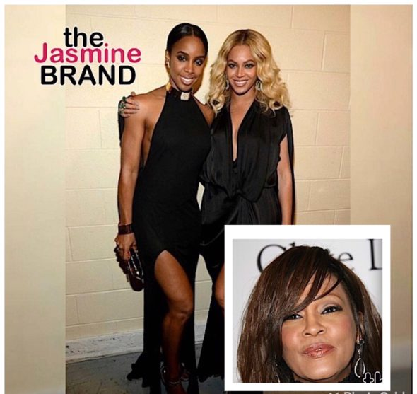 Kelly Rowland Recalls Meeting Whitney Houston For The 1st Time: She Gave Us Her Number & Told Us To Call Her 'Auntie Whitney'