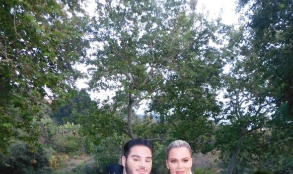 Khloe Kardashian Goes To Her Very 1st Prom With Superfan [Photos]