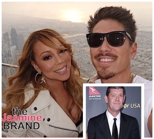 Mariah Carey – Source Alleges Singer Had Affair W/ Boyfriend Bryan Tanaka During Engagement To Ex James Packer