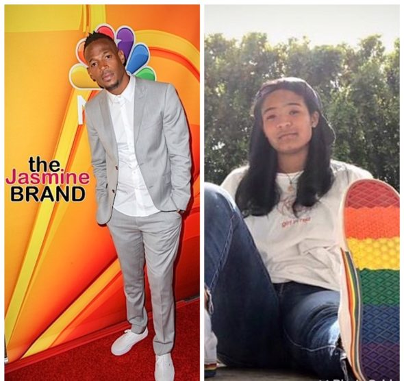 Marlon Wayans Defends Daughter After Wishing Her Happy LGBTQ Pride Month: I Love Her For Her!