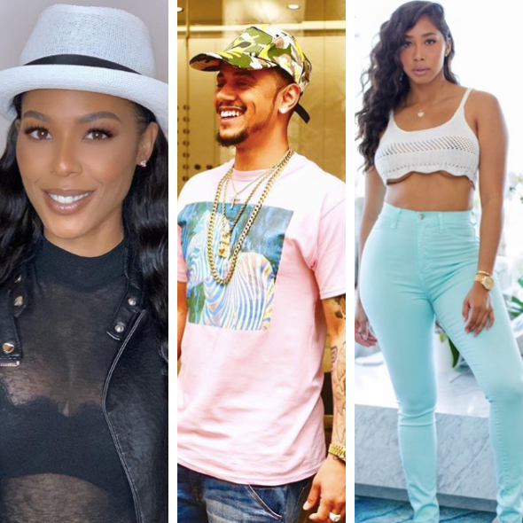 Moniece Slaughter Congratulates Lil Fizz & Apryl Jones On Being A Couple: 'Just Be A Little More Respectful & Mind Your F***ing Business' [VIDEO]