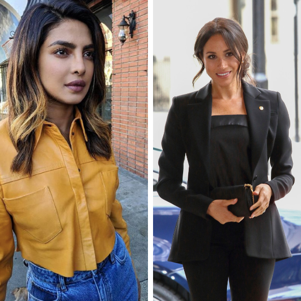 Priyanka Chopra Defends Meghan Markle Against Critics 'Of Course It Has To Do With Racism, It's An Obvious Reason'