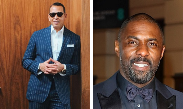 Alex Rodriguez Refers To Idris Elba As 'The Black Guy From The Wire'