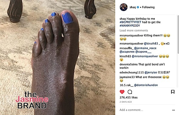 Dwyane Wade Shows Off His Perfect Pedicure With Freshly Painted Red Toes Thejasminebrand