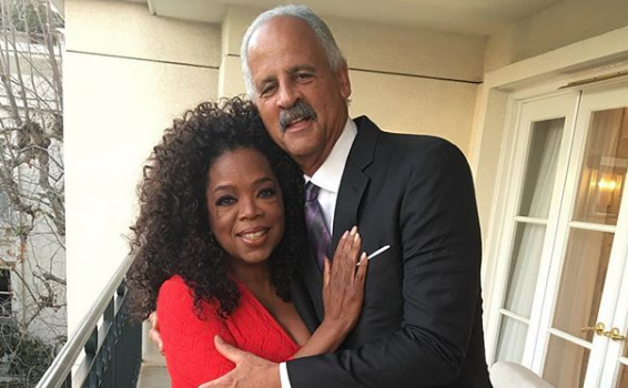 Oprah's Longtime Partner Stedman Graham Is Quarantining By Himself In The Guest House: I'm The Exact Opposite Of Idris Elba's Wife!