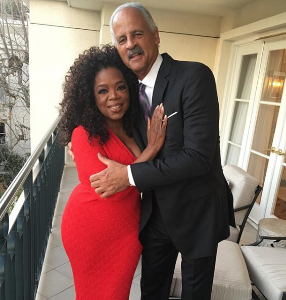 Oprah's Longtime Partner Stedman Graham Refuses To Be 'Defined' By Their Relationship