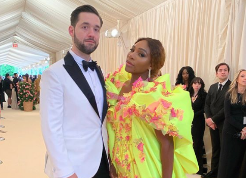 Serena Williams Taught Husband Alexis Ohanian What A Washcloth Is