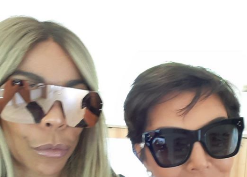 Wendy Williams Hangs Out With Kim Kardashian & Kris Jenner [VIDEO]
