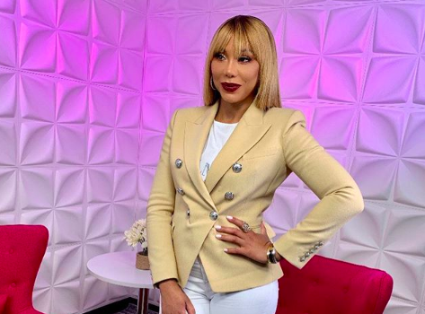 Tamar Braxton Announces New Show