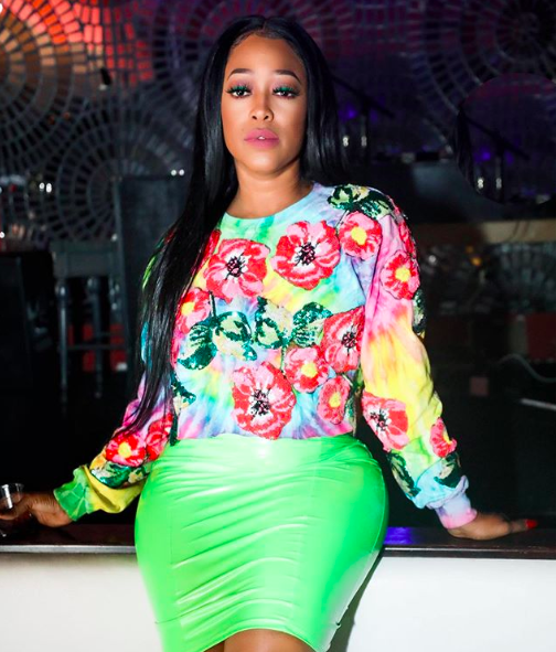 Trina Apologizes For 2nd Time Over Controversial Statements: This Week Felt Like An Out Of Body Experience