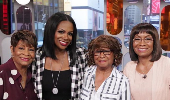 """EXCLUSIVE: Kandi Burruss Prepping """"Old Lady Gang"""" Restaurant Spin-Off"""
