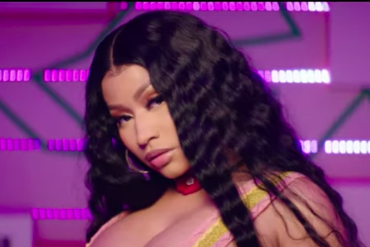 Nicki Minaj Releases 'Megatron' Video