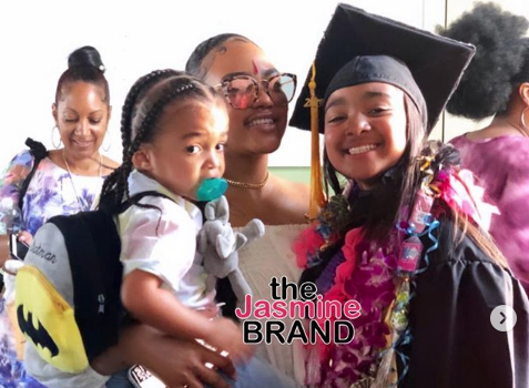 Nipsey Hussle's Daughter Graduates [Photos]