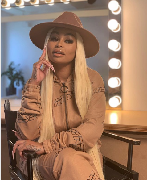 EXCLUSIVE: Blac Chyna Met W/ Love & Hip Hop Producers, Declined Offer: She Wanted More Money & Her Own Spin-Off
