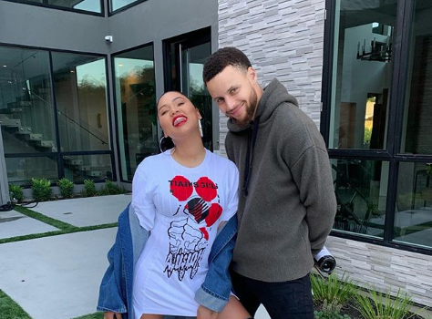 Ayesha Curry Sends Steph Curry Hundreds Of Nudes: He Won't Delete Them Off His Phone & He's Not That Secure W/ His Phone