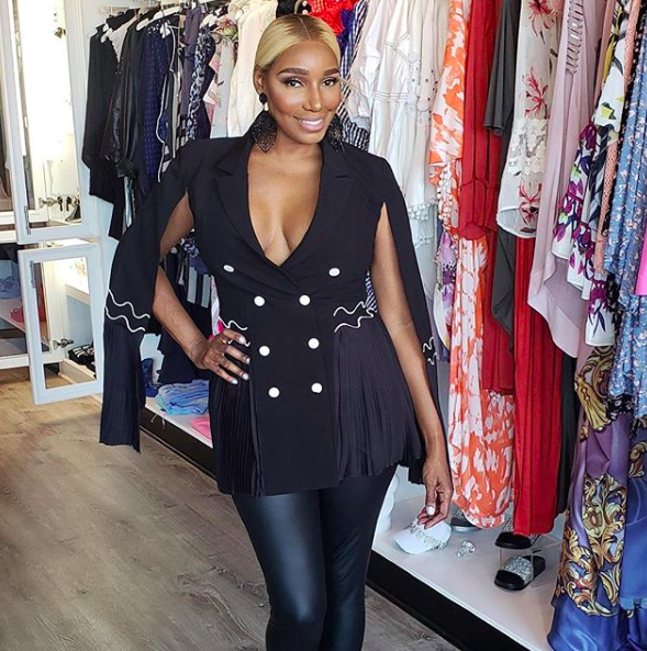 NeNe Leakes Denies Ever Being Suspended From Real Housewives of Atlanta & Says She Does NOT Have A Spin-Off: If I Had One, I'd Tell You!