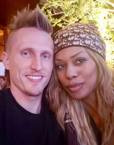 Laverne Cox & Boyfriend Split