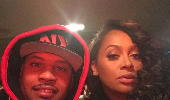 "LaLa Anthony Says Husband Carmelo Anthony Sent Her ""Nice Gifts"" For Her Birthday Amidst Yacht Scandal"