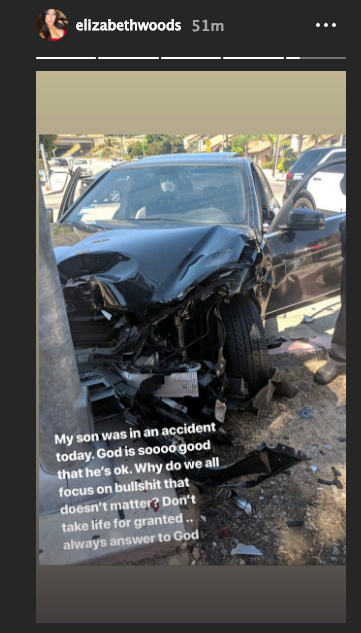 Jordyn Woods' Brother In Car Accident [Photo] - theJasmineBRAND