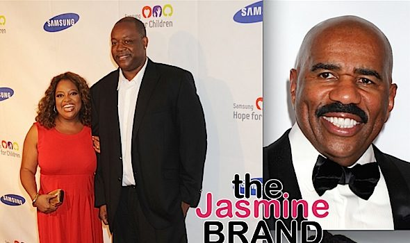 Sherri Shepherd Says Steve Harvey & Whoopi Goldberg Warned Her NOT To Marry Ex-Husband Lamar Sally: Some Of My Friends Wouldn't Come To Our Wedding!