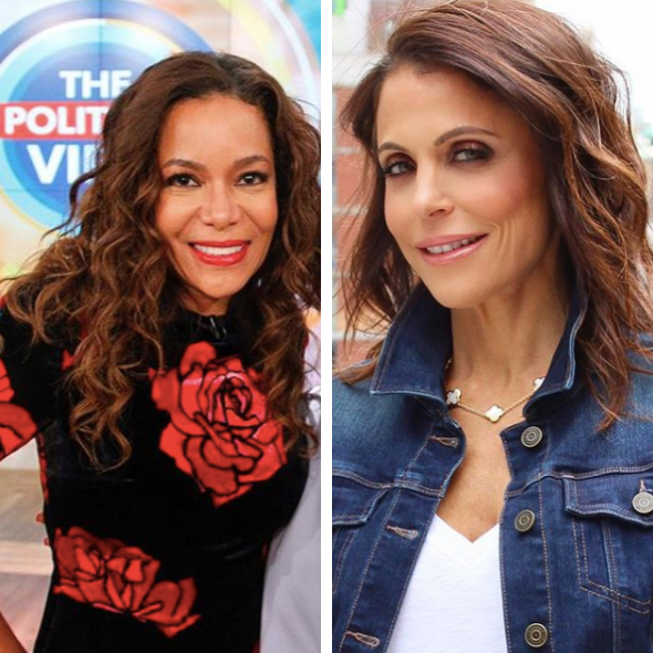 Sunny Hostin Says Bethenny Frankel Yelled At Her Kids, 'RHONY' Star