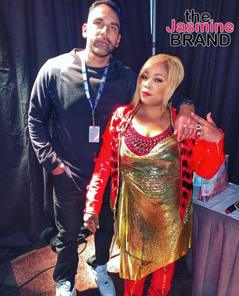 EXCLUSIVE: TLC's T-Boz Fires Longtime Manager Selita Ebanks' Fiance Brian Amlani, Accused Of Stealing From Her Charity