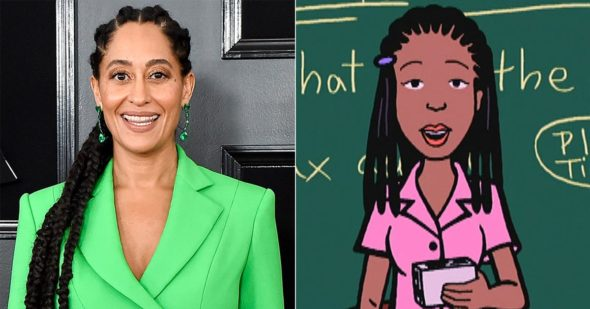 Tracee Ellis Ross Set To Star & Executive Produce 'Daria' Spinoff
