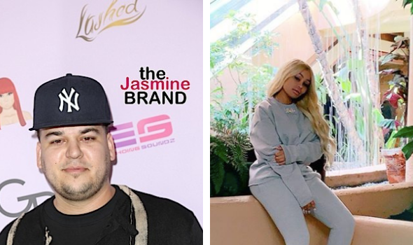 Rob Kardashian Still Banned From Instagram For Leaking Blac Chyna's Nudes & Can't Run His Own Fan Page