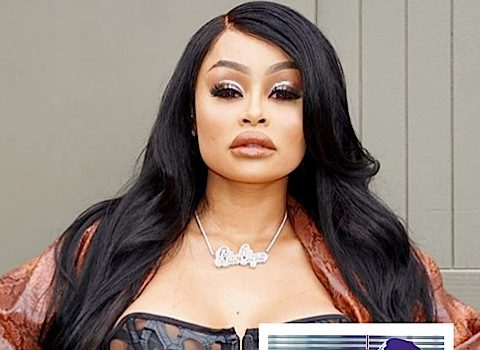 Blac Chyna Responds To Rob Kardshian Not Allowing Daughter On Her Reality Show, Blasts 'KUWTK' – It's Stale, Contrived & Poor Ratings!