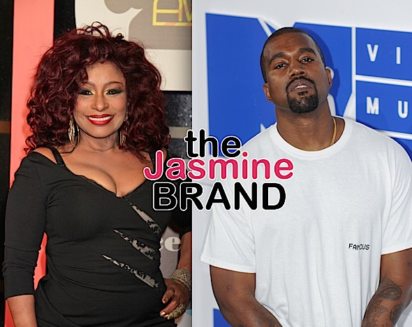 "Chaka Khan Admits She Did NOT Like Kanye West Sampling Her ""Through The Fire"" Song: I Thought It Was Stupid!"