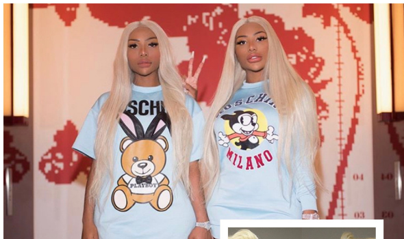 Clermont Twins Selling $60 Mugshot Tees While Shannade Clermont Is In Jail 'A Minor Setback For A Major Comeback'