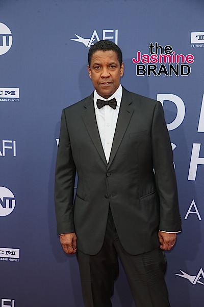Denzel Washington – Firefighters Respond After Smoke Reported At Actor's Home