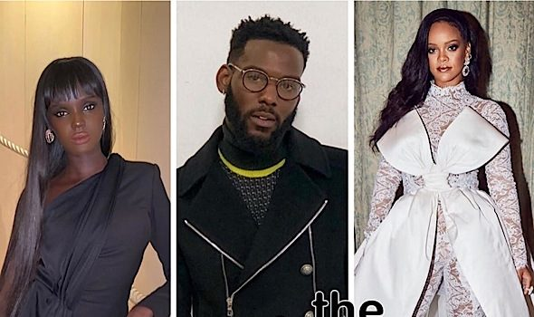 Kofi Siriboe Seemingly Confirms Break-Up W/ Duckie Thot, Has A Crush On Rihanna: That's My Lil Baby [VIDEO]
