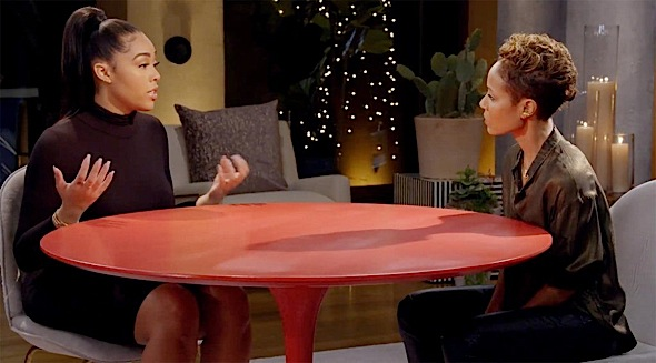 Jada Pinkett-Smith Didn't Want Jordyn Woods On 'Red Table Talk': Will Felt Like It Was Important