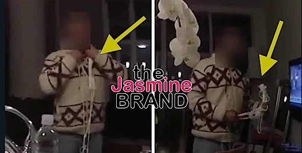 Jussie Smollett – Police Release Footage Of Noose Around His Neck Following Attack