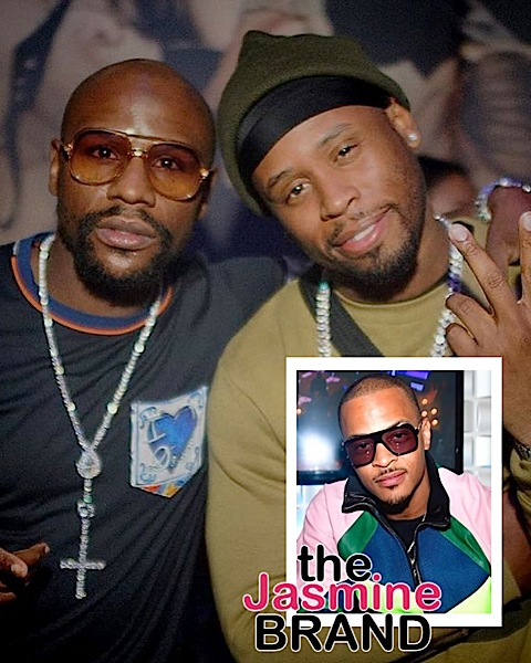 Floyd Mayweather's DJ Says T.I. & His Crew Jumped Him
