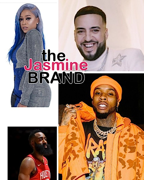 Trina Calls Out Exes French Montana, Tory Lanez, Jay Harden & Lil Wayne On 'Baps' [New Music]