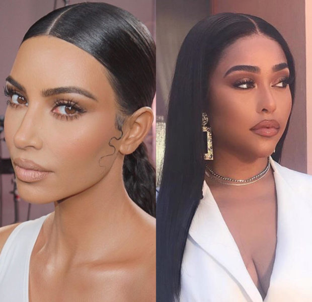 "Kim Kardashian Says Khloe & Kylie Are The Reason Jordyn Woods Has ""Enough Money to Provide For Her Whole Family,"" Social Media Responds"