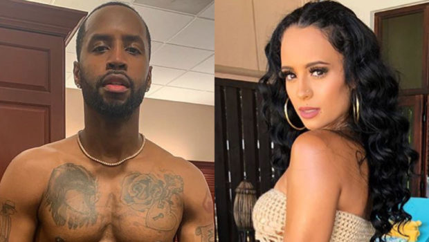 Love & Hip Hop's Gabrielle Davis Claims Safaree Cheated On Erica Mena W/ Her, Says Safaree Denies Engagement