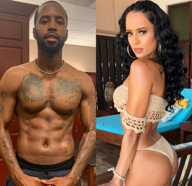 Love & Hip Hop's Gabrielle Davis Claims Safaree Cheated On Erica Mena W/ Her, Says Safaree Denies Engagement