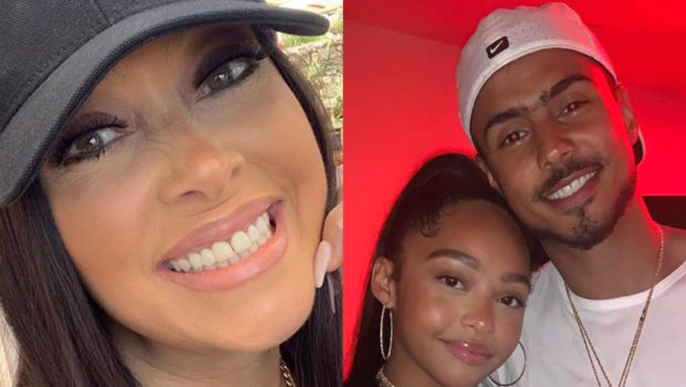 "Jordyn Woods' Mother Defends Youngest Daughter: ""Quincy Brown is like her big brother! People are disgusting!"""