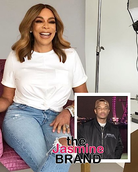 Wendy Williams Says 'My Husband Had A Baby By A Woman He Was W/ For 15 Years!' Amidst Reports She's Dating A 27-Year-Old Man With A Record