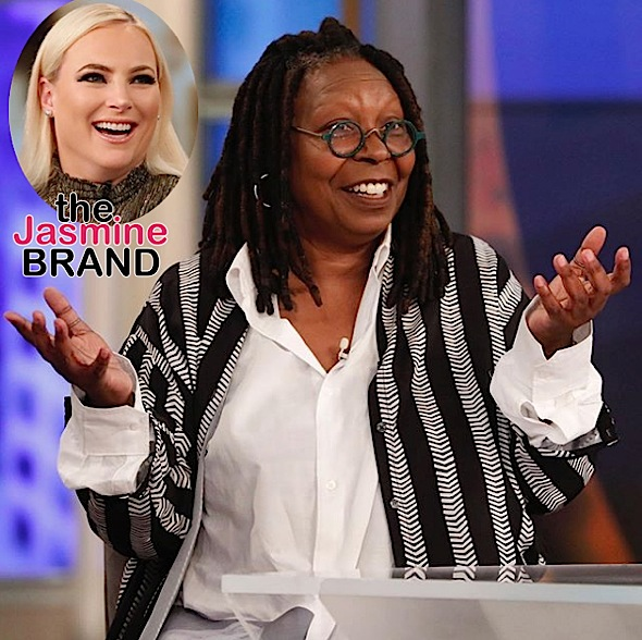 Whoopi Goldberg At Her Breaking Point On 'The View' Over Meghan McCain