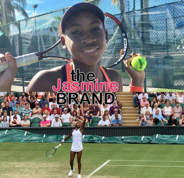 15 Year-Old CoCo Gauff Advances To 4th Round of Wimbledon