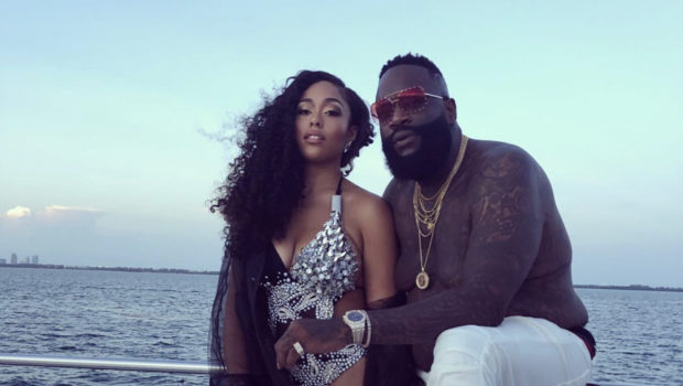 "Jordyn Woods To Star In Rick Ross ""Big Tyme"" Video [Photos]"